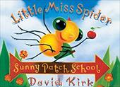 Little Miss Spider at Sunny Patch School 1372384