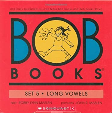 Bob Books Set 5: Long Vowels 9780439865418