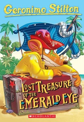 Lost Treasure of the Emerald Eye 9780439559638