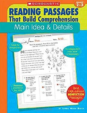 Main Idea & Details 9780439554251