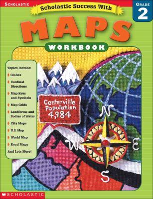 Maps: Grade 2 9780439338240