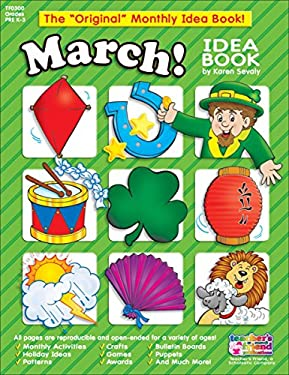 March Monthly Idea Book 9780439503723