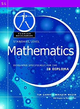 Math-Standard Level-Pearson Baccaularete for Ib Diploma Programs 9780435994440