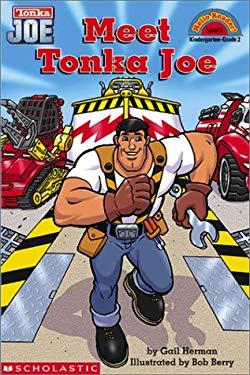 Meet Tonka Joe 9780439257305