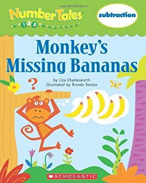 Monkey's Missing Bananas 9780439690324