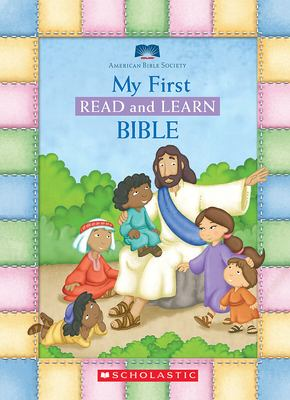 My First Read and Learn Bible 9780439651288