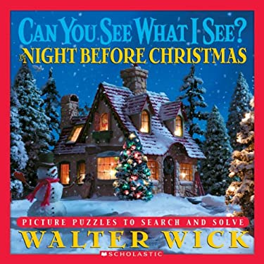 Night Before Christmas: Picture Puzzles to Search and Solve 9780439769273