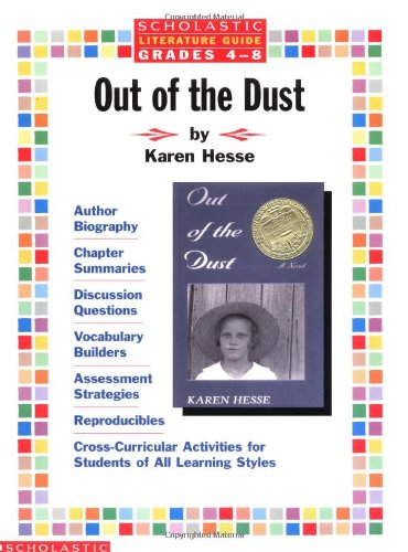 Literature Guide: Out of the Dust 9780439131124