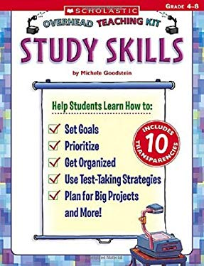 Overhead Teaching Kit: Study Skills 9780439445122
