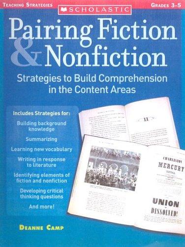 Pairing Fiction & Nonfiction: Grades 3-5 9780439297080