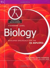 Pearson Baccalaureate: Standard Level Biology for the IB Diploma