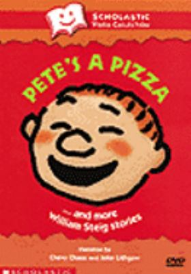 Pete's a Pizza: And More William Steig Stories 9780439339926