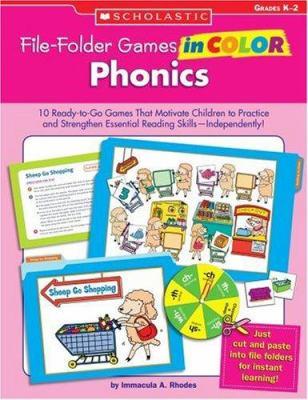 Phonics: Grades K-2 9780439517676