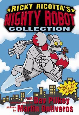 Ricky Ricotta's Mighty Robot 9780439435222