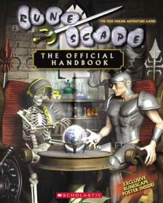 Runescape: The Official Handbook [With Poster] 9780439877725