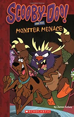 Scooby-Doo and the Monster Menace 9780439814171