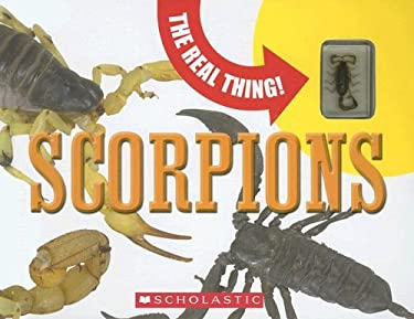 Scorpions [With Real Scorpion Encased in Plastic] 9780439787932