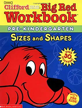 Shapes and Sizes: Pre-Kindergarten 9780439398497