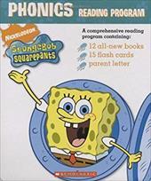 Spongebob Squarepants Phonics: 12 Book Reading Program 1380588