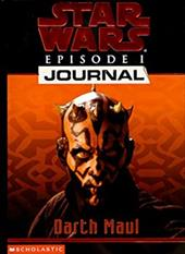 Star Wars Journals: Episode 1 #03: Darth Maul 1373013