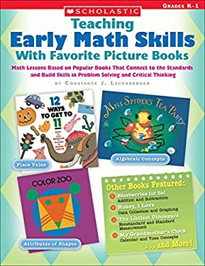 Teaching Early Math Skills with Favorite Picture Books: Grades K-1 9780439572194