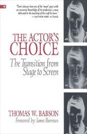 The Actor's Choice 1368078