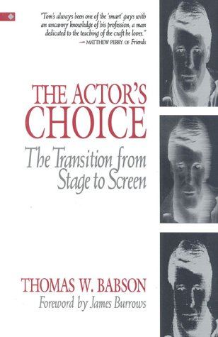 The Actor's Choice