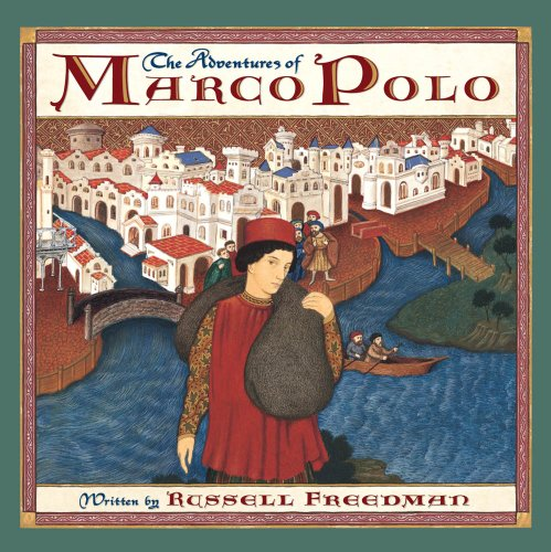 The Adventures of Marco Polo 9780439523943