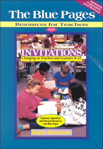 The Blue Pages: Resources for Teachers from Invitations 9780435088354