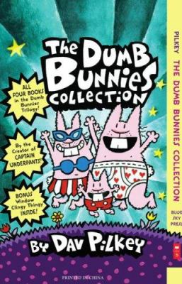 The Dumb Bunnies Collection 4 Volume Boxed Set 9780439756662