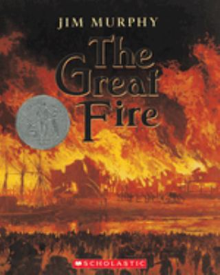 The Great Fire 9780439203074