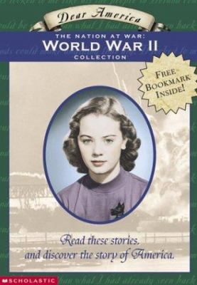 Nation at War: WWII 9780439129435