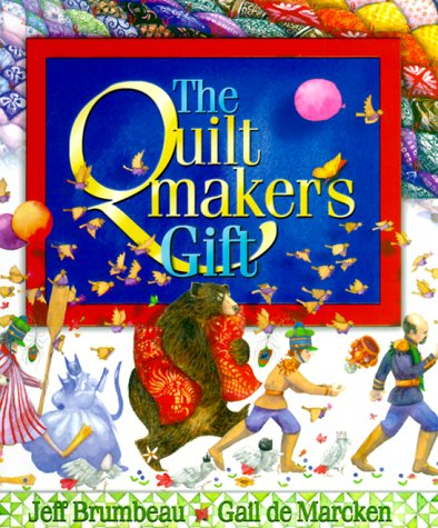 The Quiltmaker's Gift 9780439309103