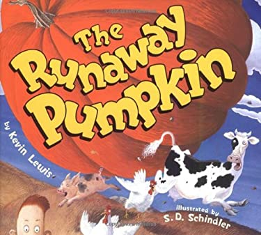The Runaway Pumpkin 9780439439749