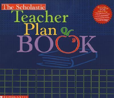 The scholastic teacher plan book by inc scholastic for Plan books