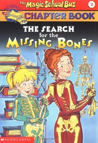 The Search for the Missing Bones 9780439107990