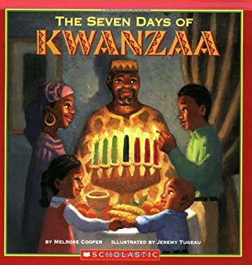 The Seven Days of Kwanzaa 9780439567466