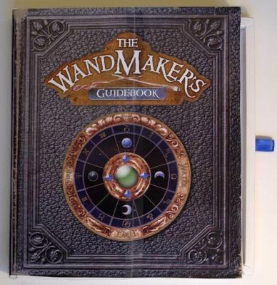 The Wandmaker's Guidebook [With Apprentice Wand, Feathers, Crystals, Sand] 9780439862653