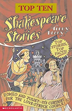 Top Ten Shakespeare Stories 9780439083874