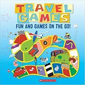 Travel Games: Fun and Games on the Go! [With Mini Dice and Magnetic Play Boards and Magnetic Play Pieces] 1381977