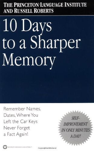 10 Days to a Sharper Memory 9780446676663