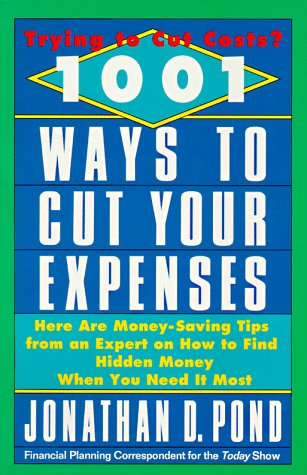 1001 Ways to Cut Your Expenses 9780440504955
