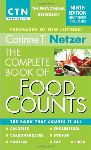 The Complete Book of Food Counts 9780440245612