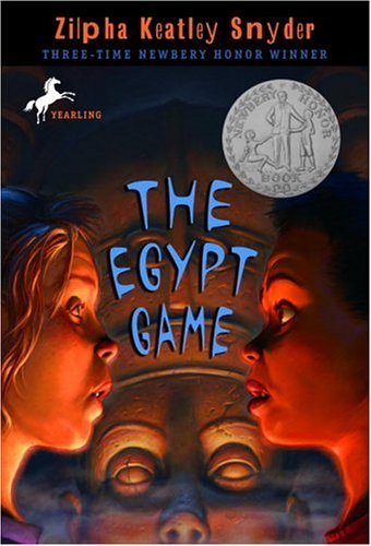 The Egypt Game 9780440422259