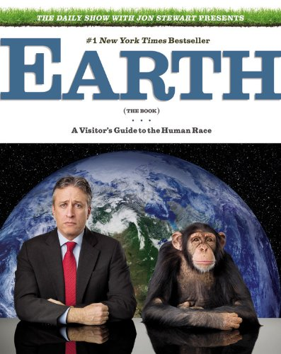 Earth: The Book: A Visitor's Guide to the Human Race 9780446199438