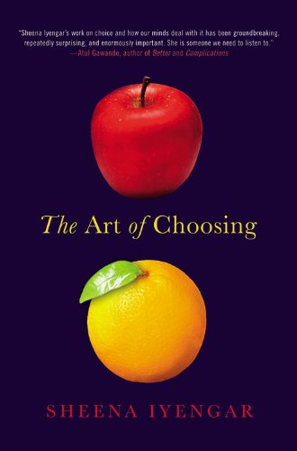 The Art of Choosing 9780446504119