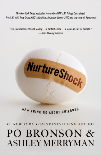 NurtureShock: New Thinking about Children 9780446504133