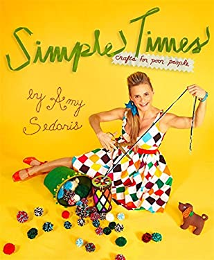 Simple Times: Crafts for Poor People 9780446557030
