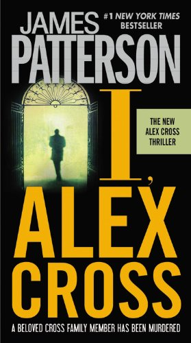 I, Alex Cross 9780446561969