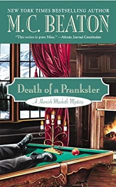 Death of a Prankster 9780446573559